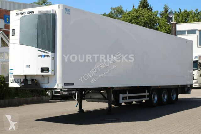 semi-trailer insulated