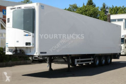 semi remorque Lamberet TK SLX 400/ INOX/ Liftachse/ FRC