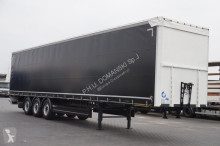 Berger - FIRANKA / MASA WŁASNA 4870 KG / XL / MULTI LOCK semi-trailer