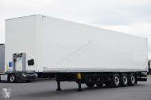 Schmitz Cargobull - IZOTERMA / WYS. 2,7 M / DOPPELSTOCK Auflieger