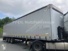 trailer Kögel SN 24 Tautliner- SAF- Lift- Anti Vandalismus