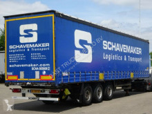Schmitz Cargobull SCHIEBEPLANE MIT BORDWANDE / COIL / SAF-DISC semi-trailer