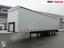 semi remorque Kögel Cargo SN24 Schiebeverdeck Liftachse Zertifikat