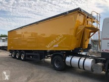 Benalu cerealiere 68 m3 semi-trailer