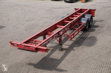 semirremolque nc Container chassis 2-assig/ 40ft.
