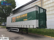 semi remorque Fruehauf Tautliner City trailer