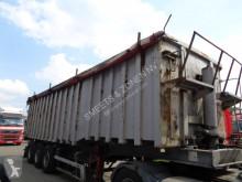 semi reboque LAG Oplegger Acier/steel 45 cubic