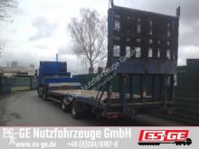 Müller-Mitteltal 2-Achs-Satteltieflader - Rampen heavy equipment transport