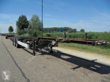 Tirsan 3-Axle 40/45 FT Chassis / BPW / NL Trailer / 3x In Stock Auflieger