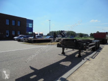 semirimorchio Tirsan 3-Axle 40/45 FT Chassis / BPW / NL Trailer / 3x in stock