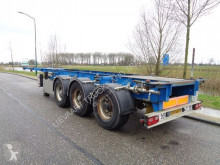 trailer Trailor 3-Axle Tank Chassis / 20-30 FT / SMB Axles