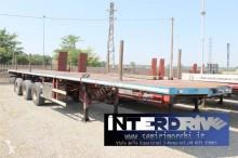 semirimorchio piattaforma trasporto ferro usato