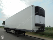 semi reboque Draco 3-Axle Fridge / Koffer / Carrier Maxima 2 / Steering / Liftaxke