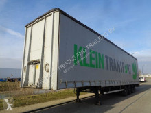 trailer LAG 3-Axle Mega / BPW / NL / Drumbrakes / New Curtains / Backdoors