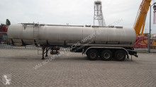 semi reboque Pacton TANK TRAILER