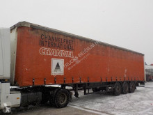 Coder S3384 (MERCEDES - AXLES) semi-trailer