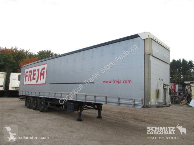 semi-trailer tautliner
