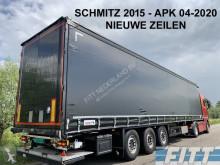 semi remorque Schmitz Cargobull NIEUWE zeilen, ov klep