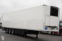 semi reboque Carrier SCHMITZ CARGOBULL - CHŁODNIA + WINDA / 1550 / OŚ PODNOSZONA