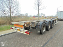 Fliegl 3-Axle Chassis / Extendable / BPW Axles / NL Trailer semi-trailer