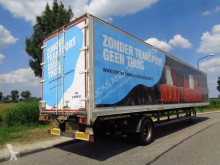 Spier 1-Axle City Box / Steering / 13.60 M / SAF / NL Trailer semi-trailer