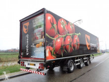 semirimorchio Draco Draco 3-axle closed box / BPW /2x Steering axle / NL Trailer