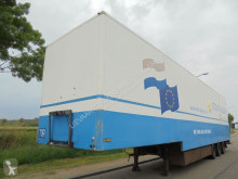 naczepa BPW NETAM-FRUEHAUF - 3-Axle Box / Volume / Axles / NL Trailer