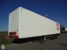 Renders 3-Axle Closed Box / BPW / Back Doors / NL Trailer semi-trailer