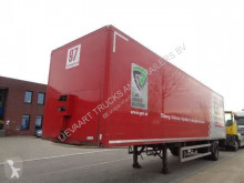 semirimorchio Fruehauf 1-Axle City / Box / BPW / NL Trailer