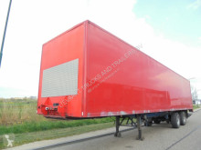 semi remorque Groenewegen 2-Axle Box / BPW Axles / APK / NL Trailer