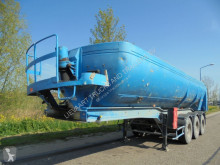 Benalu 3-Axle Tipper / 24m3 / SMB Axle / Alu Box-Chassis semi-trailer