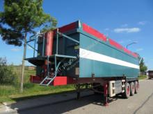 semi reboque ATM 3-Axle Tipper / 40m3 / Discbrakes / Steel Chassis - Alu Box