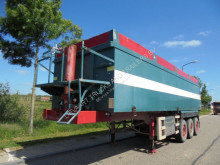 полуприцеп ATM 3-Axle Tipper / 40m3 / Discbrakes / Steel Chassis - Alu Box
