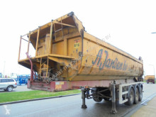 semi reboque ATM 3-Axle 27m3 Tipper / Steel-Stahl Box/Chassis / NL Trailer