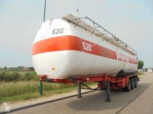 semi reboque LAG 3-Axle Silo / Bulk / 56.000 L / ROR Axles / Steel Suspension