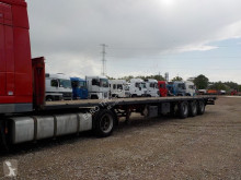 Metaco SB3343 (ROR-axles / DRUM BRAKES / FREINS TAMBOUR) semi-trailer