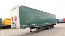 trailer Schmitz Cargobull Mega, Scheibebremsen, Hubdach, Liftachse, galvanisiert
