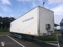 semirimorchio furgone plywood / polyfond usato
