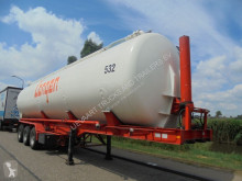 Van Hool 3-Axle Silo / Bulk / 56.000 L / ROR Axles / Steel Suspension semi-trailer