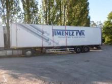semirimorchio furgone plywood / polyfond Fruehauf