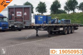 Groenewegen Plateau semi-trailer
