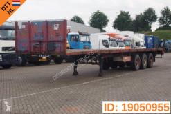LAG Plateau semi-trailer