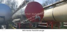semi remorque nc HLW Lebensmittelauflieger 3Ka 34 m³ 7492