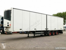 trailer Burg BURG CHASSIS MET EKERI BAK 3-AS MET THERMO
