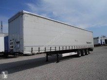 trailer Krone SD TL Centina Francese