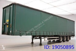 LAG Tautliner 0-3-39LT semi-trailer