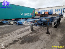 semi remorque Asca 20'-30' Container Transport
