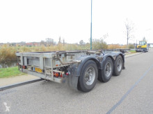 Pacton 3-Axle 20/30 FT Chassis / BPW / NL Trailer Auflieger