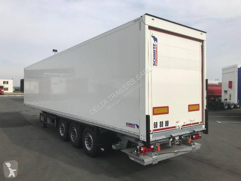 Voir les photos Semi remorque Schmitz Cargobull Rideau FIT - HAYON dhollandia 2T