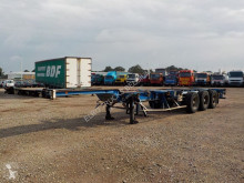 Fruehauf TF38E13RB (20 / 30 / 40 FEET CONTAINERS) semi-trailer